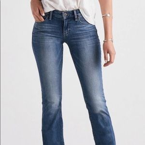 Lucky Brand Sweet n Low Blue Jeans